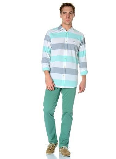 Limon Company Pantolon Yeşil